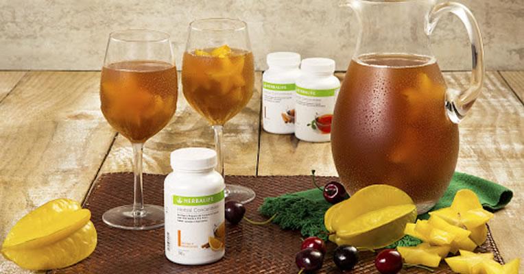Chá Herbalife emagrece em quanto tempo?