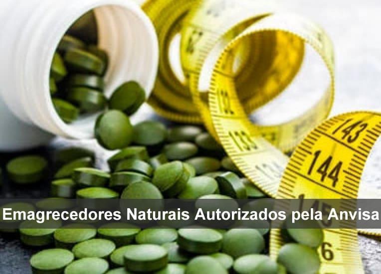 Emagrecedores Naturais Autorizados pela Anvisa